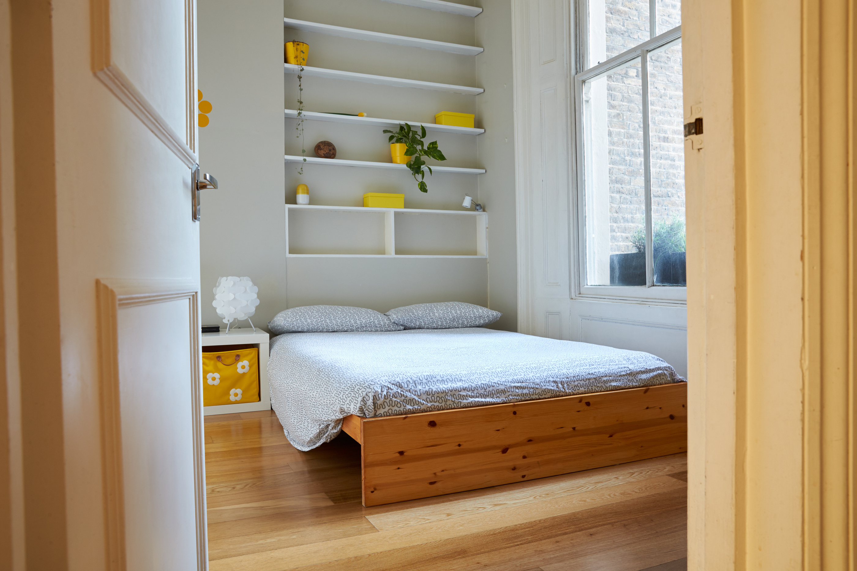 To Make The Most Of Your Bedroom Storage, You Should Consider Installing As  Many Shelves As Possible. There Are Plenty Of Different Ways That You Can  ...