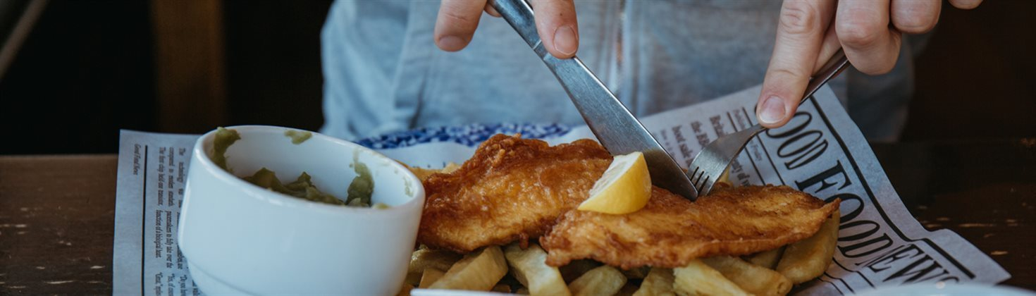 Best Fish and Chips Shops in Kent