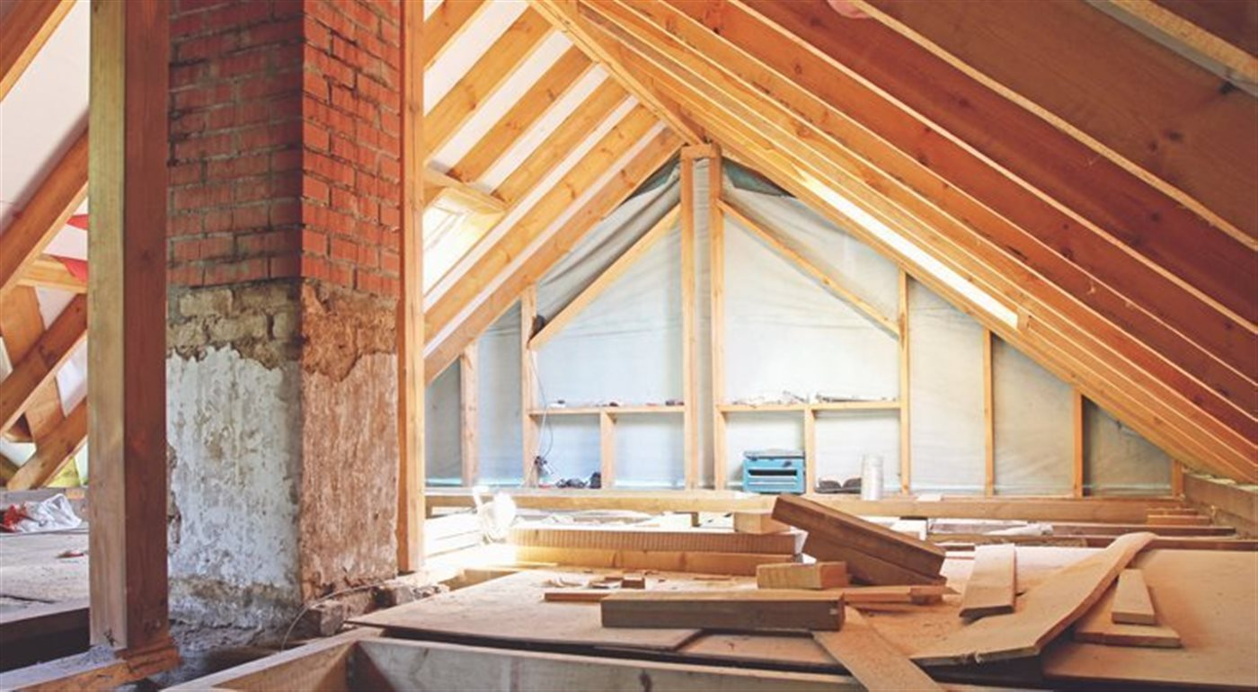 Clean Out Your Loft and Gain More Space