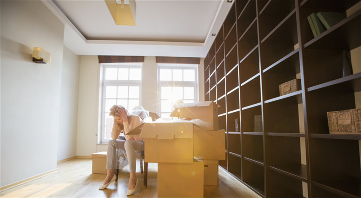 How to make sure your move is stress free