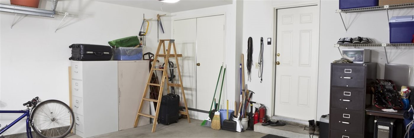 How to Organise your Garage Space