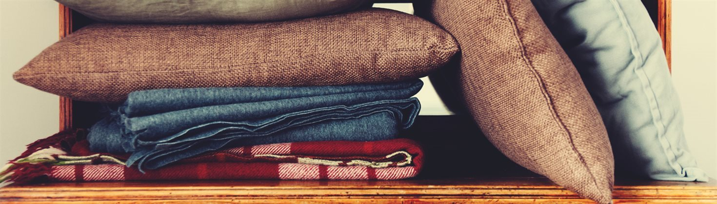 How to Store Soft Furnishings