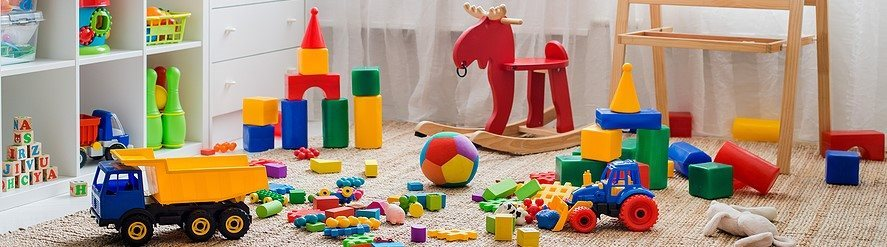 How to Store Toys to Keep Your Children's Room Tidy