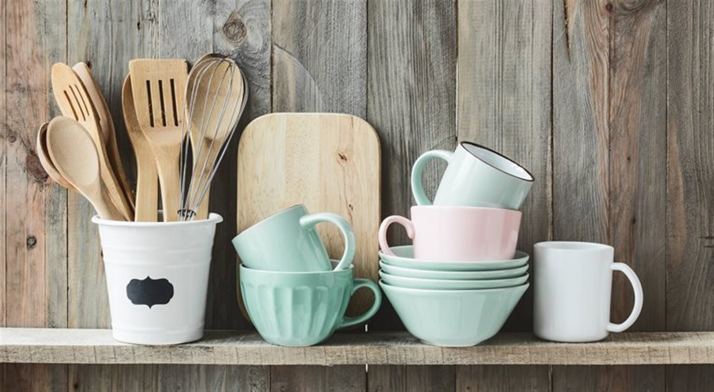 Kitchen organisation that could save you space