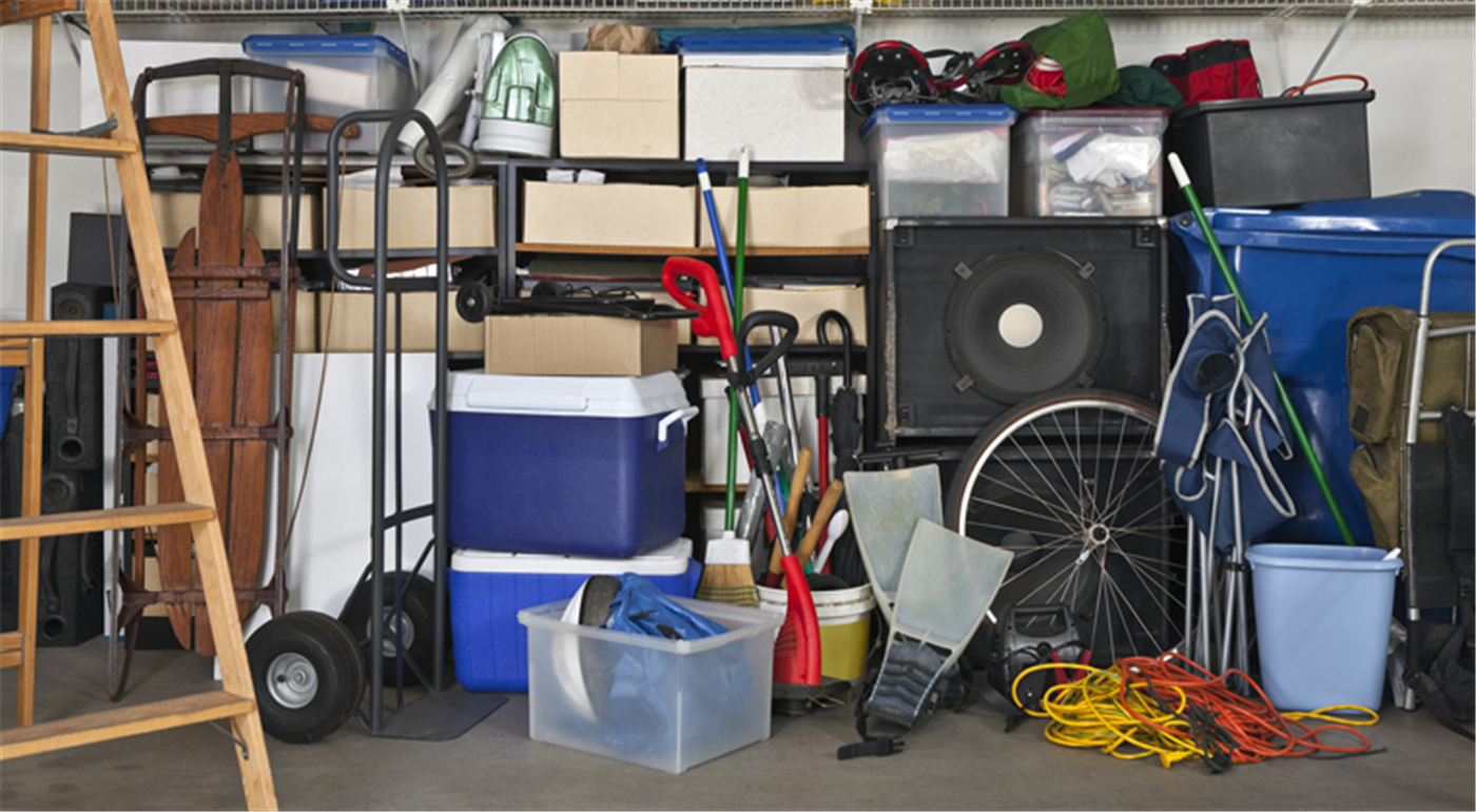 Quick and easy ways to increase storage in your home