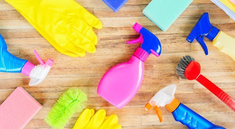 Spring Clean your Home and Declutter