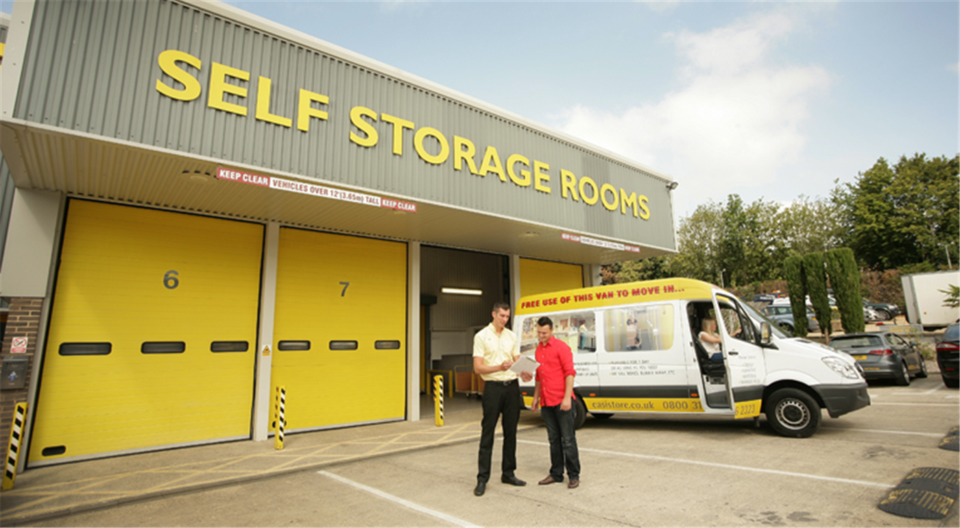 Top Tips for finding the right self storage with Easistore