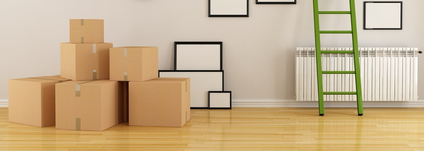 What to Store and Throw Out When Moving Home